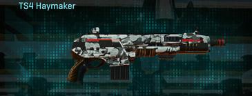 Forest greyscale shotgun ts4 haymaker