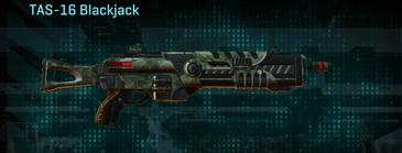Amerish brush shotgun tas-16 blackjack