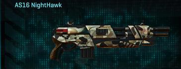 Desert scrub v1 shotgun as16 nighthawk