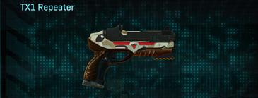 Desert scrub v1 pistol tx1 repeater