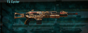 Indar canyons v1 assault rifle t1 cycler