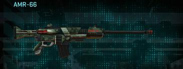 Amerish brush battle rifle amr-66