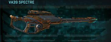 Indar rock sniper rifle va39 spectre