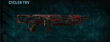 Tr digital assault rifle cycler trv