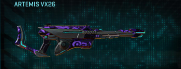 Vs alpha squad scout rifle artemis vx26