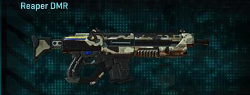 Desert scrub v1 assault rifle reaper dmr