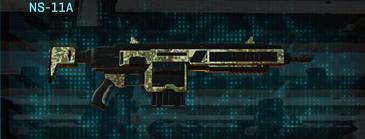 Pine forest assault rifle ns-11a