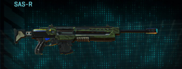 Amerish forest v2 sniper rifle sas-r
