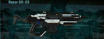Esamir snow carbine razor gd-23