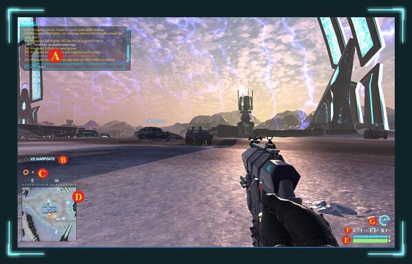 PS2 Game UI v5