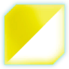 Reaver Yellow Glow Glass Decal
