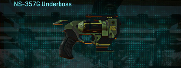 Amerish leaf pistol ns-357g underboss