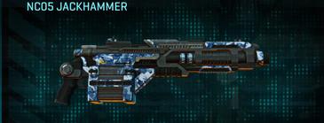Nc urban forest heavy gun nc05 jackhammer