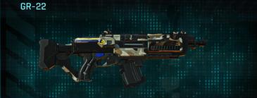 Desert scrub v1 assault rifle gr-22
