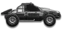 Harasser Side View Icon