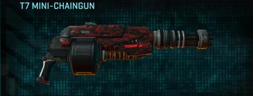 Tr digital heavy gun t7 mini-chaingun