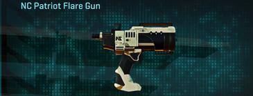 California scrub pistol nc patriot flare gun