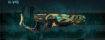 Palm assault rifle h-v45