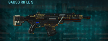 Indar highlands v1 assault rifle gauss rifle s