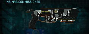 Indar dry brush pistol ns-44b commissioner