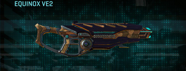 Indar plateau assault rifle equinox ve2