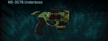 Amerish forest v2 pistol ns-357b underboss