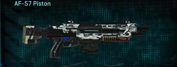 Forest greyscale shotgun af-57 piston