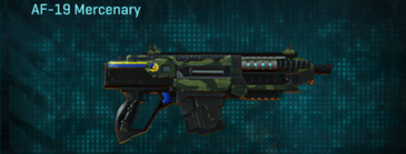 Amerish forest carbine af-19 mercenary