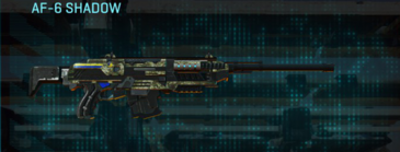 Pine forest scout rifle af-6 shadow