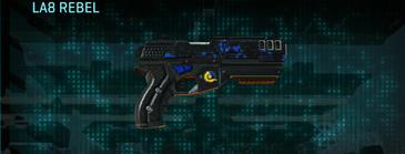 Nc loyal soldier pistol la8 rebel