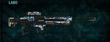 Nc urban forest sniper rifle la80