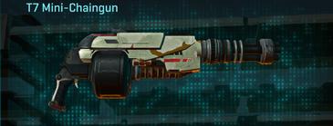 California scrub heavy gun t7 mini-chaingun