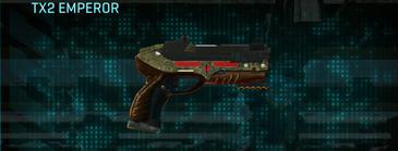 Indar highlands v2 pistol tx2 emperor