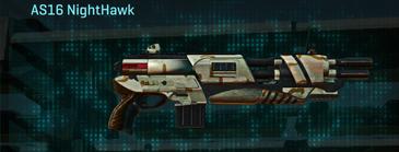 California scrub shotgun as16 nighthawk