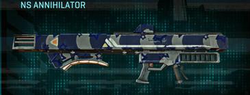 Nc patriot rocket launcher ns annihilator