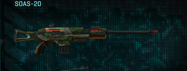 Amerish leaf scout rifle soas-20