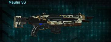 Desert scrub v1 shotgun mauler s6