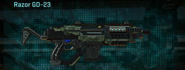 Amerish brush carbine razor gd-23