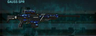 Nc digital sniper rifle gauss spr