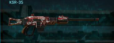 Tr urban forest sniper rifle ksr-35