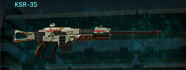 California scrub sniper rifle ksr-35