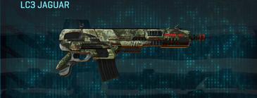 Pine forest carbine lc3 jaguar