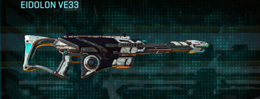 Rocky tundra battle rifle eidolon ve33