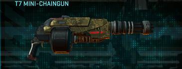 Indar highlands v2 heavy gun t7 mini-chaingun