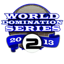 World Domination Series NC Decal
