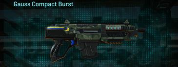Amerish brush carbine gauss compact burst