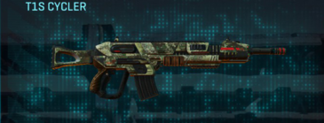 Pine forest assault rifle t1s cycler