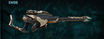 Desert scrub v2 sniper rifle xm98