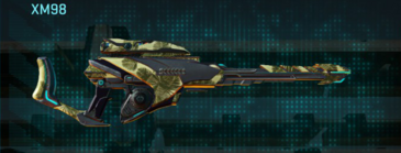 Palm sniper rifle xm98