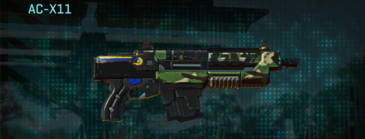 African forest carbine ac-x11